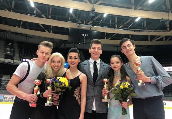 Challenger (8) - Tallinn Trophy 2018. Nov 26 - Dec 02, 2018 Tallinn / EST - Страница 2 Tallinn18