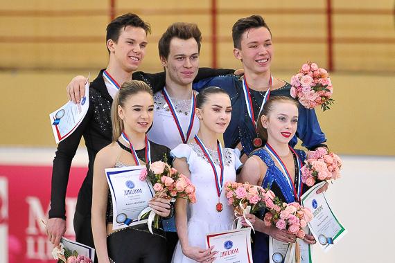 Российские соревнования сезона 2019-2020 (общая)  - Страница 9 DSC_1763