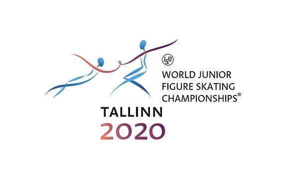 Чемпионат мира по фигурному катанию среди юниоров-2020. 2 - 8 марта, Таллин, Эстония    Tallin2020
