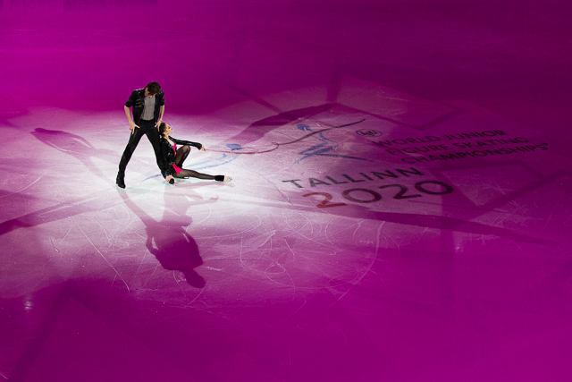 Чемпионат мира по фигурному катанию среди юниоров-2020. 2 - 8 марта, Таллин, Эстония    - Страница 11 _G1A3597