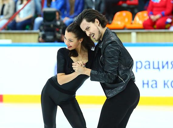 Анастасия Шпилевая - Григорий Смирнов/ танцы на льду - Страница 15 127A3071