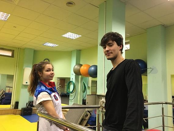 Анастасия Шпилевая - Григорий Смирнов/ танцы на льду - Страница 15 SPSM2019