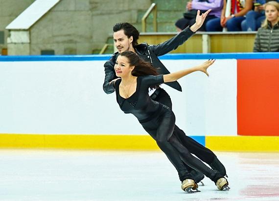 Анастасия Шпилевая - Григорий Смирнов/ танцы на льду - Страница 15 SPSMPR19