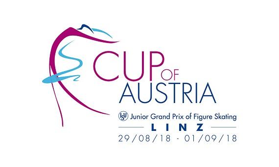 JGP - 2 этап. 29 августа – 1 сентября. Линц (Австрия) Linz2018