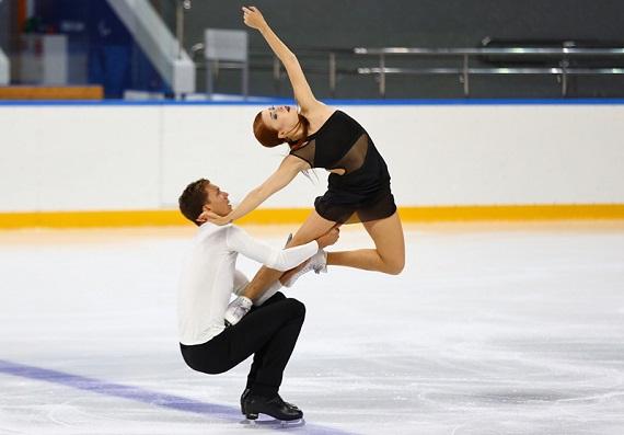 Ekaterina Bobrova Dmitri Soloviev