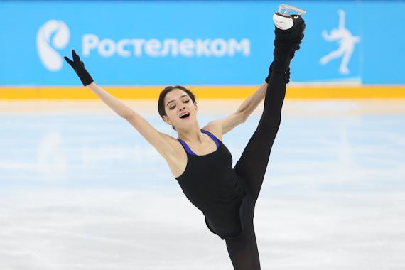 Евгения Медведева (пресса с апреля 2015) B0382