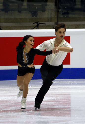 Фёдорова - Мирошкин (пресса с апреля 2015) Fedor