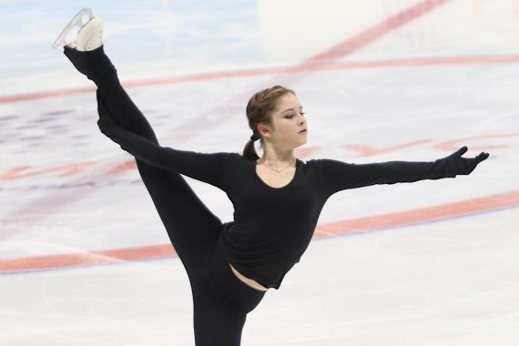Юлия Липницкая (пресса с апреля 2015) - Страница 2 B0237