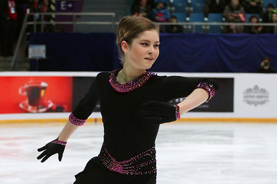 Юлия Липницкая, Вера Базарова, Андрей Депутат