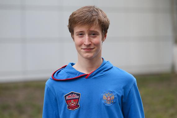 Александр Самарин B6211